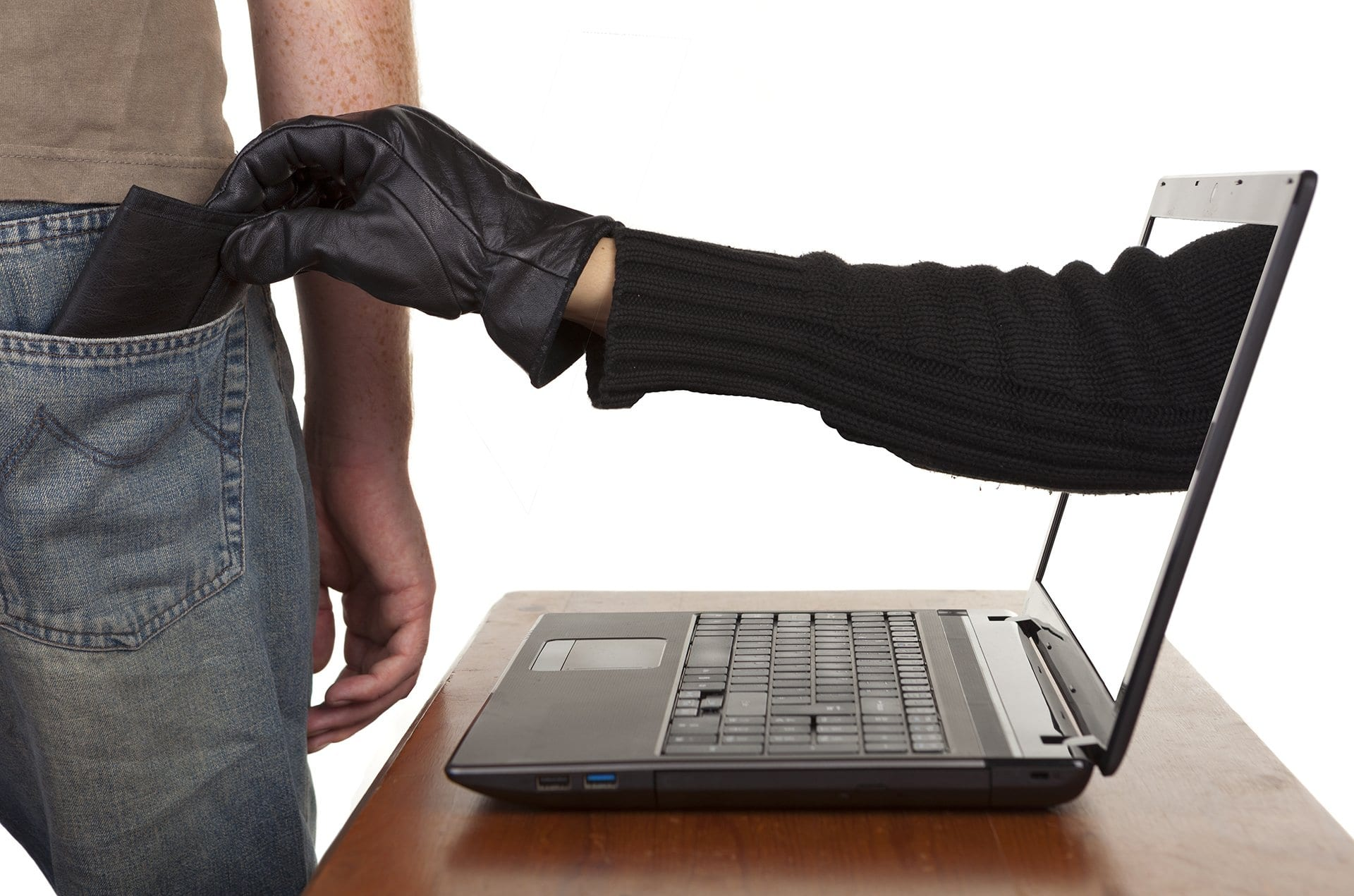 Computer & Network Security | Internet Theft | ItsonlyComputers