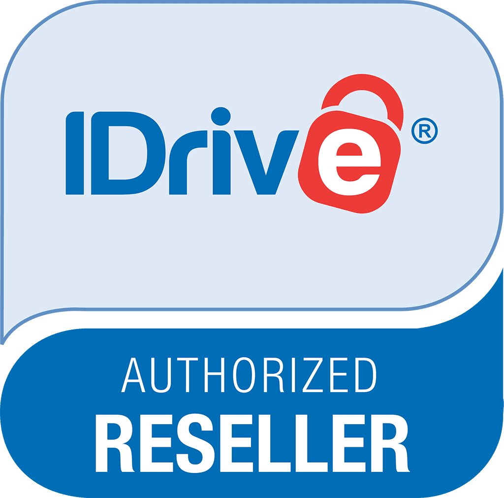 IDrive Authorized Reseller | ItsOnlyComputers