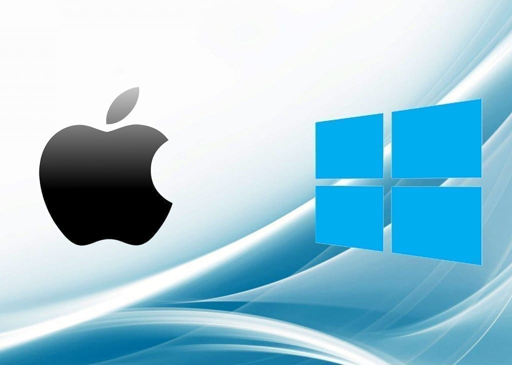 Apple MAC - Microsoft Windows Support